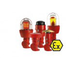 EXPRO | Explosion proof signaling devices according to ATEX EX-d