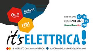 IT'S ELETTRICA Milan 2020 | 17-20 JUIN 2020 reporté en Juin 2022