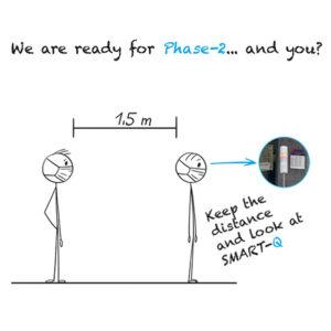 Smart-Q: Etes-vous prêts pour la phase-2?