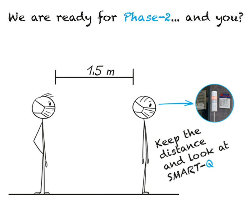 Smart-Q: Are you ready for Phase-2?