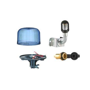 Accessori e cupole di ricambio