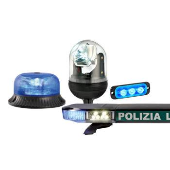 Priority - Autoveicoli Polizia E Protezione Civile