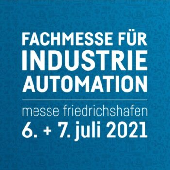 All about automation Friedrichshafen 6-7 luglio 2021
