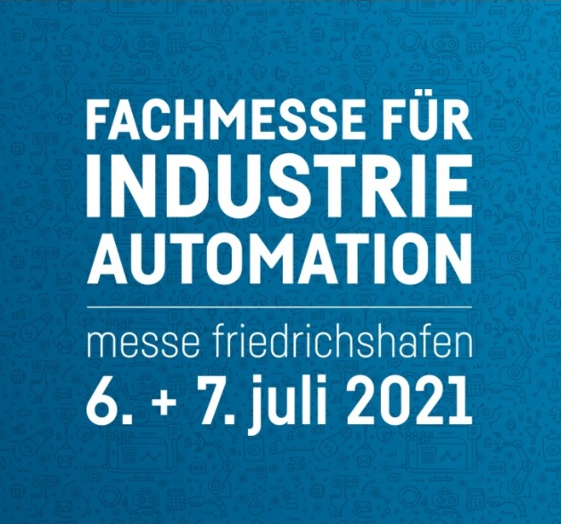 All about automation Friedrichshafen 6-7 luglio 2021