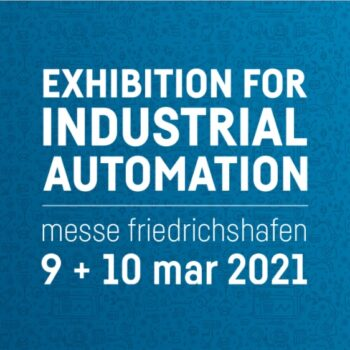 All about automation friedrichshafen  9-10 marzo 2021