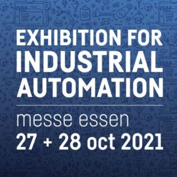 All about automation Essen 27-28 ottobre 2021