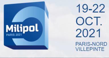 Milipol Paris 19-22 ottobre 2021